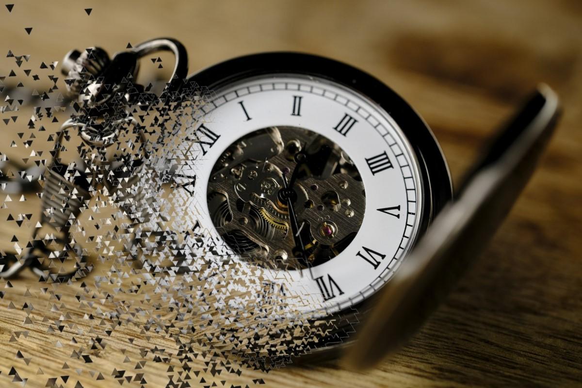 Le temps nous file entre les doigts, on en gagne ou en perd pendant ce confinement